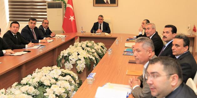 Aksaray'a 16 Milyon 158 Bin TL ödenek
