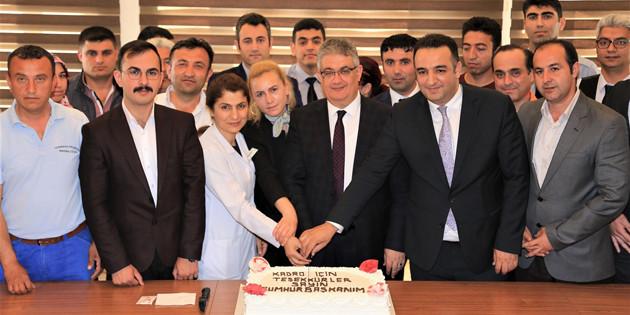 Aksaray'da 40 kamu kurum ve kuruluşunda taşeron işçiler kadroya geçti