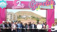 """""""2. Gençlik Festivali"""" başladı"""