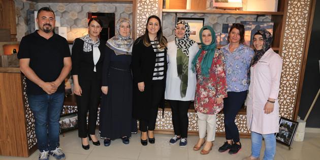 Aksaray'da İş kadını sayısı artıyor