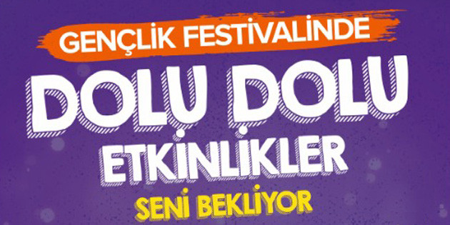 2. Aksaray Gençlik Festivali başlıyor