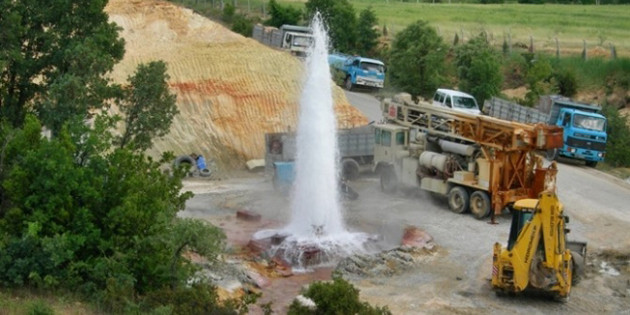 Aksaray'daki 7 Jeotermal Sahası ihaleye çıkıyor