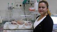 33 saatlik bebek ameliyat edildi