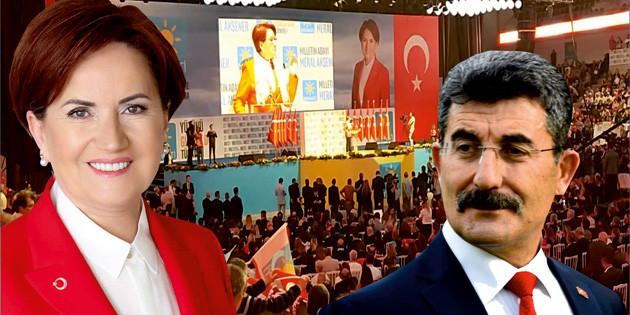 İYİ'ler Ankara'dan seslendi