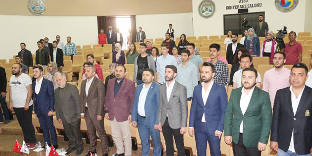 MÜSİAD Aksaray'dan gençlere sertifikalı eğitim