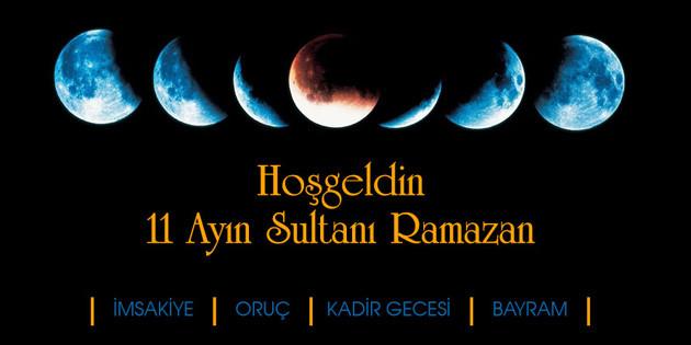 Aksaray Ramazan İmsakiyesi 2018