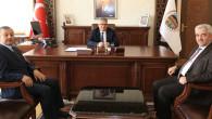 İller Bankası'ndan Vali Aykut Pekmez'e ziyaret