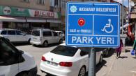 Gazi ve engellilere ücretsiz otopark
