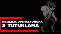 Aksaray'da hırsızlık operasyonu: 2 tutuklama