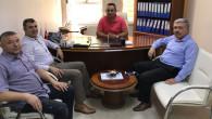 Ak Parti İl Başkanı Altınsoy Sivil Toplum Kuruluşlarını ziyaret ediyor