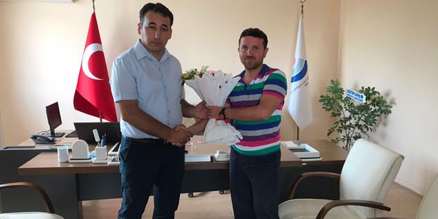 Dr. Öğr. Üyesi Mustafa Öz, Eskil MYO Müdürü oldu