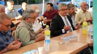 Vali Aykut Pekmez Canbulut ailesine taziye ziyaretinde bulundu