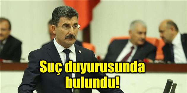 Ayhan Erel'den suç duyurusu!
