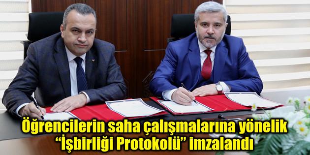 """ASÜ ile ATSO arasında """"İşbirliği Protokolü"""" imzalandı"""