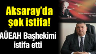 Başhekim Hakan Bingöl istifa etti!