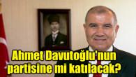 Alaboyun, Ahmet Davutoğlu'nun partisine mi katılacak?