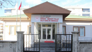 Küçük Bölcek Mahallesi'ne yeni Aile Sağlığı Merkezi