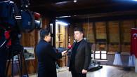 Başkan Dinçer TRT Haber'de Aksaray'ı anlattı