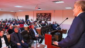 Akademik Kurul Toplantısı'nda FEF'in 2019 performansı konuşuldu