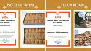 İnceelek Tatlısı ve Tulum Kebabına tescil belgesi alındı