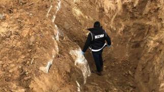 Aksaray'da kepçe ile define arayan 11 kişi yakalandı!