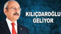 CHP Genel Başkanı Kılıçdaroğlu, Aksaray'a geliyor