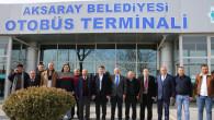 Başkan Dinçer: Şehirlerarası otobüs terminali şehrin aynasıdır