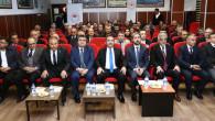 Aksaray'da kuraklık toplantısı yapıldı