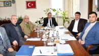 Organize Sanayi Bölgesi Şubat ayı toplantısı yapıldı