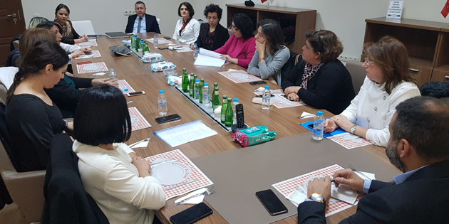 TOBB Aksaray Kadın Girişimciler Kurulu toplandı
