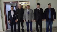 ATSO Başkanı Göktaş'tan stk ve kamu kurumlarına ziyaret