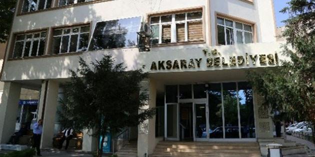 Aksaray Belediyesi'nde vergi yapılandırma başvuruları başladı