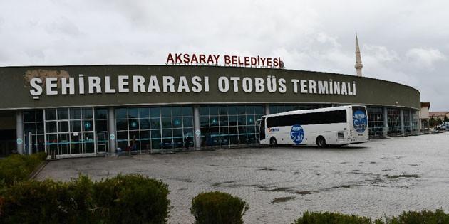 Aksaray'da da şehirlerarası seyahatler kısıtlandı