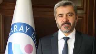 ASÜ Rektörü Şahin'den kampanyaya destek!