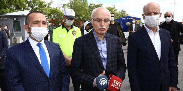 İçişleri Bakan Yardımcısı Erdil, Aksaray'da