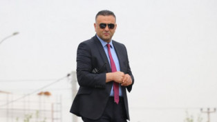 Aksaray KOM Müdürü Remzi Köpüklüoğlu'nun acı günü