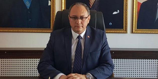 MHP İl Başkanı Çölkesen'in Engelliler Haftası mesajı