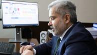 Rektör Şahin öğrencilere telefonla ulaştı, hasbihal etti