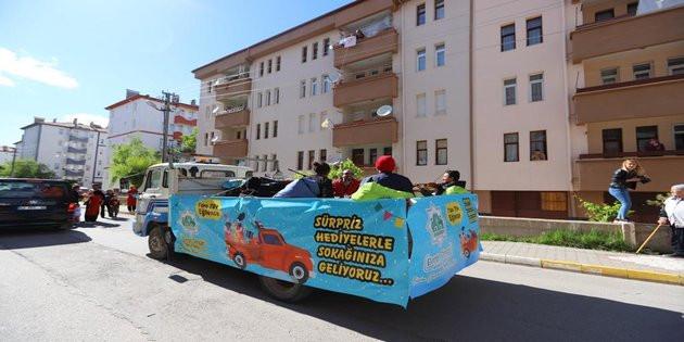 Aksaray Belediyesi'nden bayram konseri