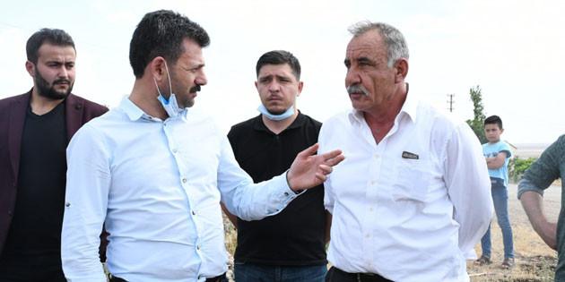 Ertürk: Altınkaya Köyü'nde filmleri aratmayan olaylar yaşanıyor