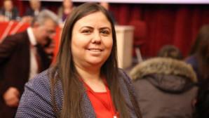 """CHP Kadın Kolları'ndan """"Kadına Şiddete Son"""" açıklaması"""