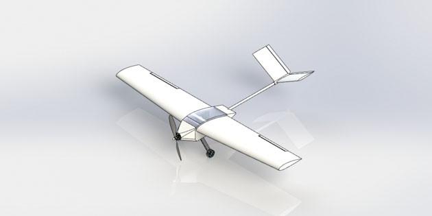 ASÜ ekibine insansız hava aracı geliştirme desteği