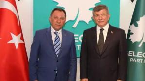 Gelecek Partisi Aksaray İl Başkanı belli oldu