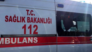Aksaray'da sağlık ekiplerine saldırı!