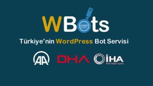 Haber Ajansı ve Haber Siteleri için Haber Botu