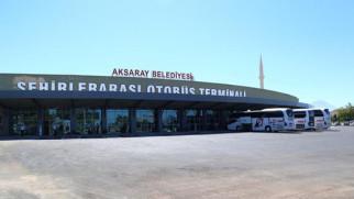 Şehirlerarası otobüs terminali yeni yüzüyle hizmete girdi