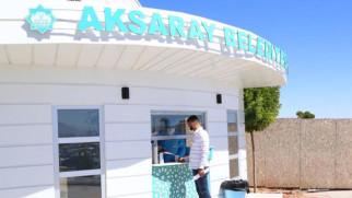 Aksaray Belediyesi çorba evi hizmete girdi