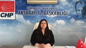 "CHP'li kadınlar: ""İstanbul Sözleşmesi Kırmızı Çizgimizdir"""