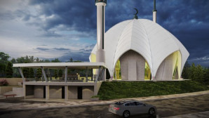 Bedir Muhtar Cami ve Külliyesi projesinde çalışmalar başladı