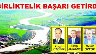 Dış Havzalardan su getirme projesi için ihaleye çıkılıyor